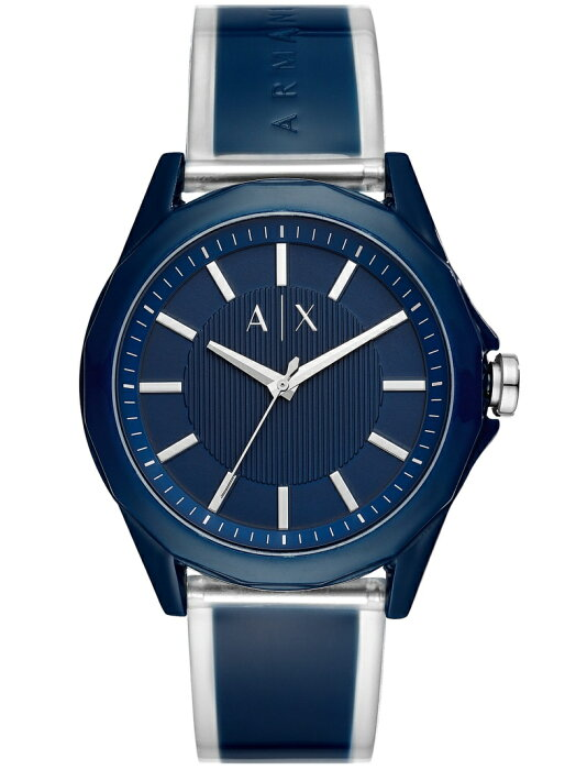 A|X ARMANI EXCHANGE A|X ARMANI EXCHANGE/(M)DREXLER_AX2631 ウォッチステーションインターナショナル ファッショングッズ 腕時計 ブルー【送料無料】