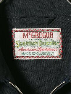 McGregor Linen Solotex Scottish Drizzler 114-03-0921: Navy