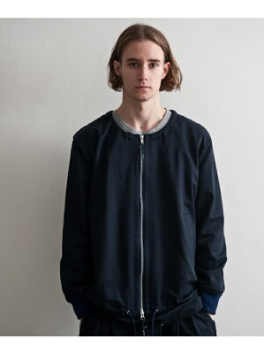 DISCOVERED [先行受注] *BACK KNIT BLOUSON ディスカバード