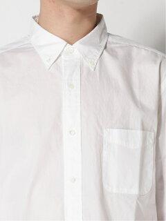 Broadcloth Buttondown Shirt 11-11-5968-563: White