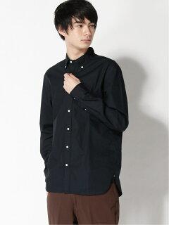 Broadcloth Buttondown Shirt 11-11-5968-563: Navy