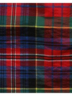Reversible Polyester Blouson 11-18-4448-139: Red