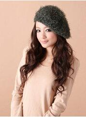 レディース 帽子 ブレストウキョウ BLESS TOKYO ファッショングッズ【64%OFF】BLESS TOKYO モコ...