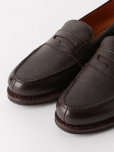 Penny Loafer 18045 3131-499-0430: Dark Brown