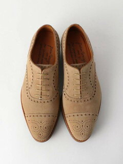 Semi Brogue 11120 3131-499-0435: Beige