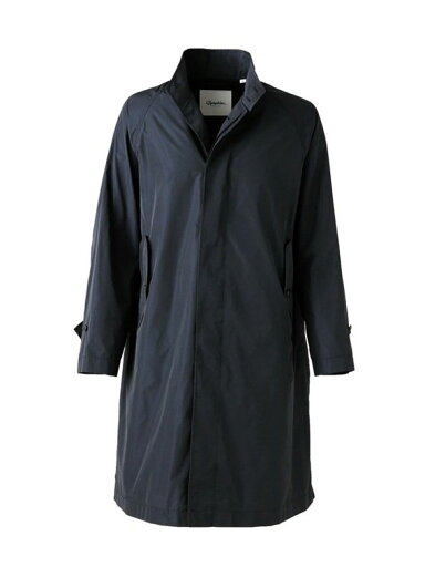 nano universe Swing Coat Exclusive 6700111002: Navy