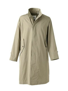 nano universe Swing Coat Exclusive 6700111002: Olive