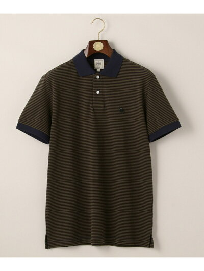 Cotton Pique Polo Shirt KHOVBM0403: Khaki