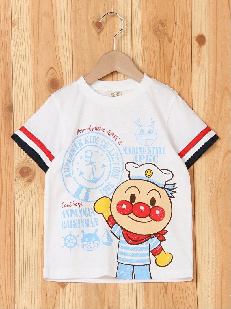 トップス, Tシャツ・カットソー SALE30OFFANPANMAN KIDS COLLECTION (K)T