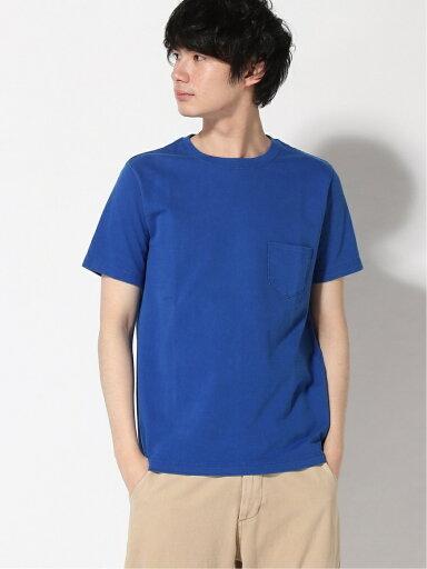 Pocket Tee 11-04-0987-671: Blue