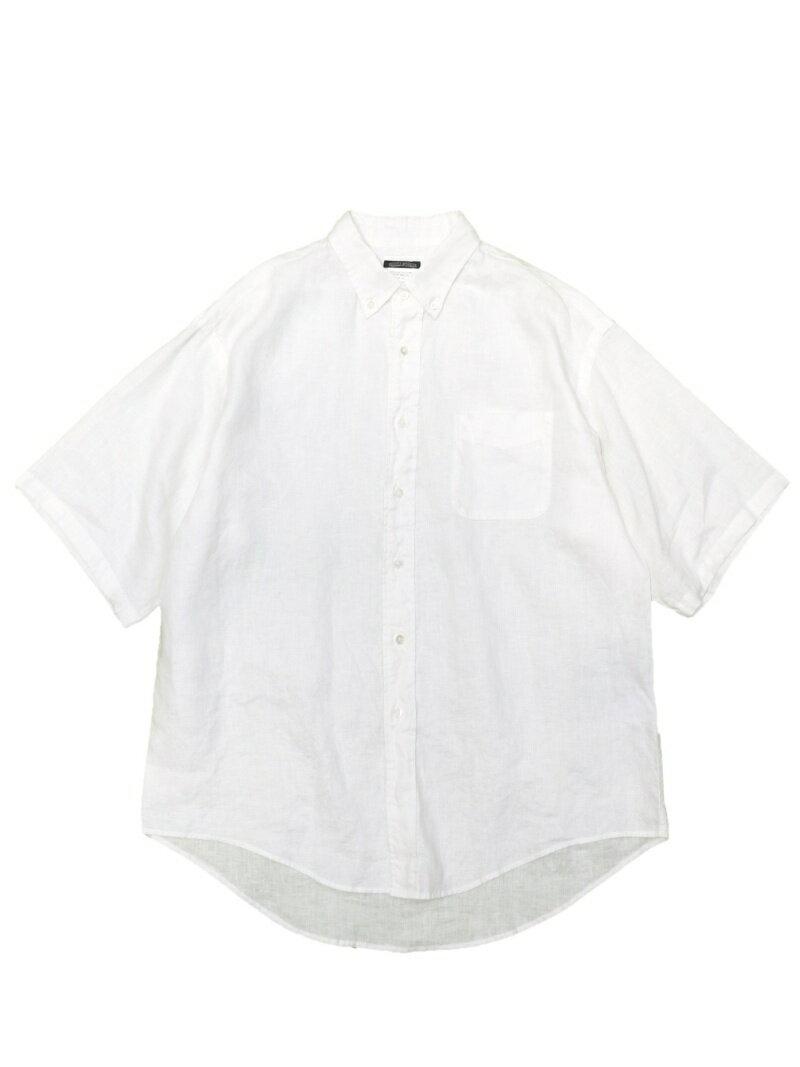 トップス, カジュアルシャツ SUNNY SPORTS SUNNY SPORTS(M)90S BUTTON DOWN SS SHIRT
