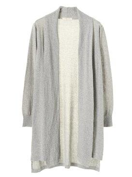 【SALE/50%OFF】Green Parks chocol raffine robe ハイゲージロングニットカーディガン グリーンパークス ニット【RBA_S】【RBA_E】