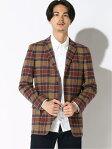 VAN Jacket Cotton Tweed Sack Sport Coat BC39507