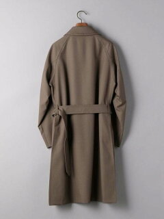 Single Breasted Raglan Trench Coat 1125-299-7309: Beige