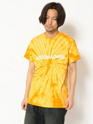 ウィンダンシーのロゴメンズTシャツ