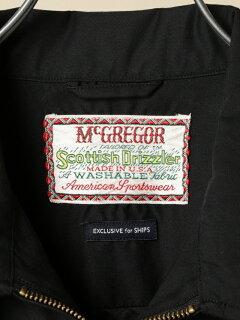 McGregor 50s Scottish Drizzler 114-03-0920: Black