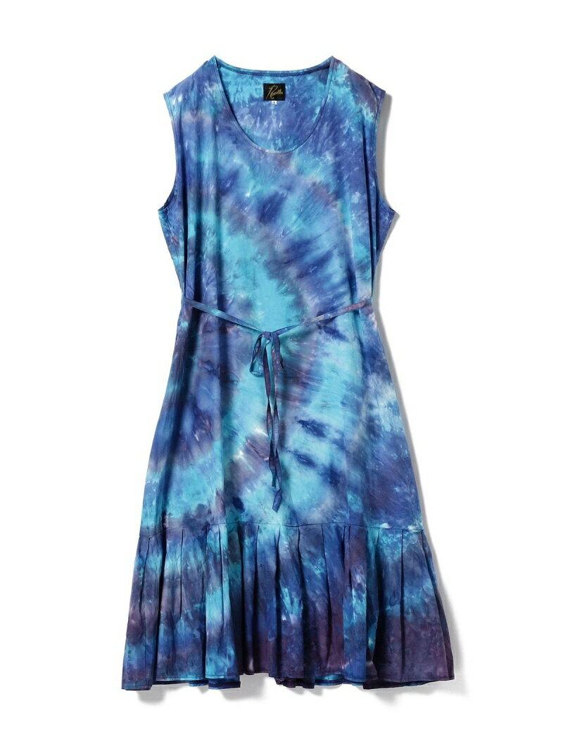 レディースファッション, ワンピース SALE70OFFBEAMS BOY NEEDLES Tiedye Dress