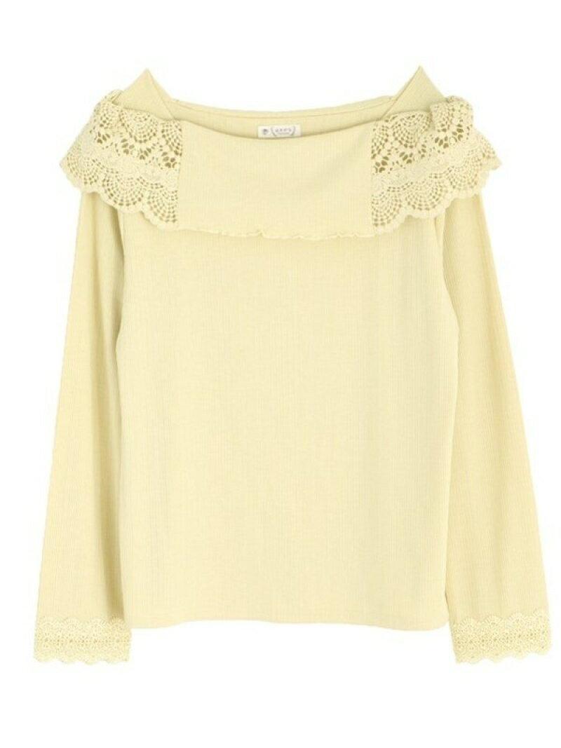 トップス, Tシャツ・カットソー axes femme (W)PO