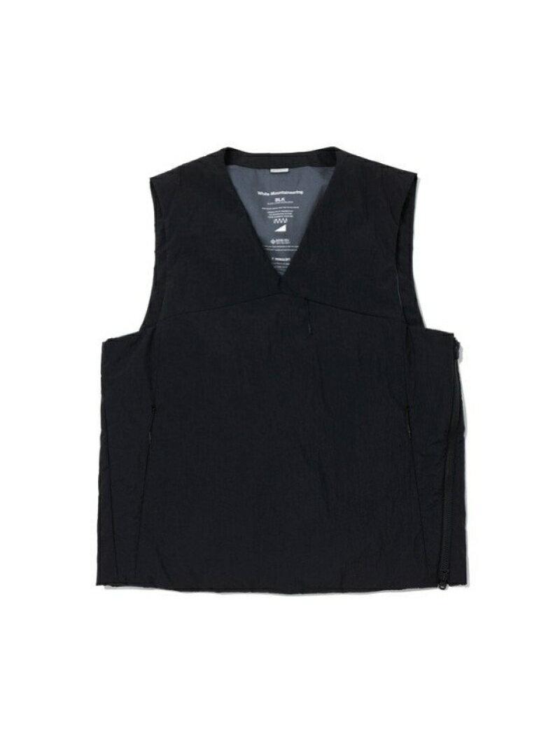 メンズファッション, コート・ジャケット BLK White Mountaineering GORE-TEX INFINIUM x PRIMALOFT PD VEST