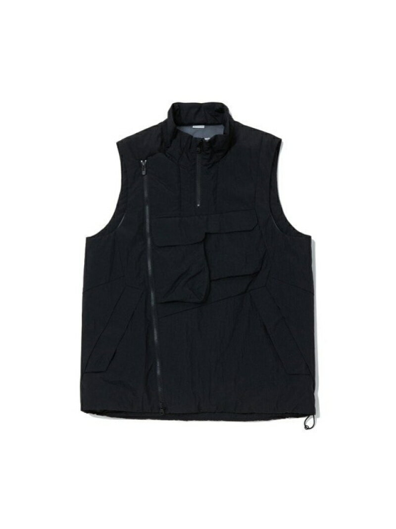 メンズファッション, コート・ジャケット BLK White Mountaineering GORE-TEX INFINIUM x PRIMALOFT LG VEST