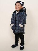【coen kids】キルティングジャケット(100〜150cm)