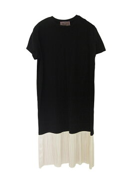 【SALE/30%OFF】Honey mi Honey chiffonpleats T-shirt one-piece ハニーミーハニー ワンピース【RBA_S】【RBA_E】【送料無料】