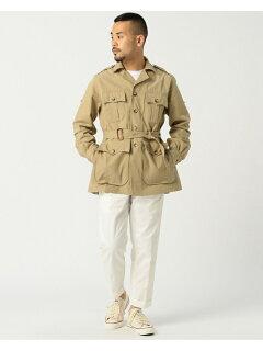 Australian Bush Jacket 11-18-5935-732: Khaki
