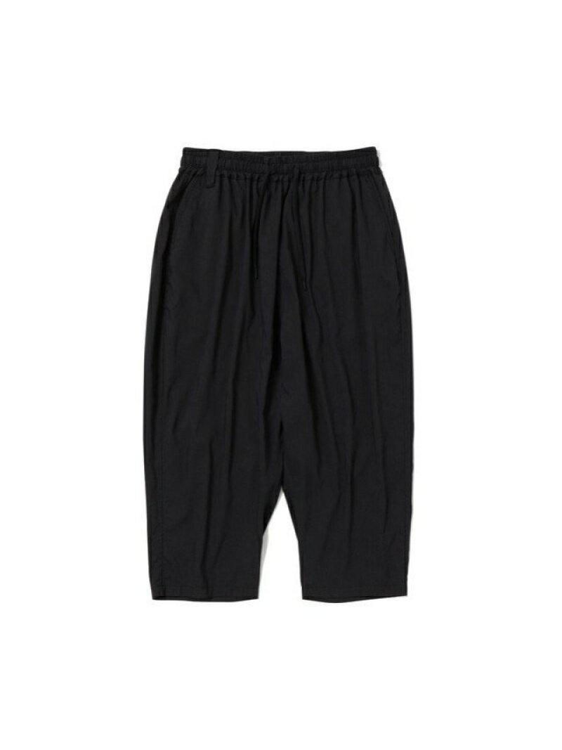 メンズファッション, ズボン・パンツ Repose Wear White Mountaineering THREE QUARTER TAPERED SAROUEL PANTS