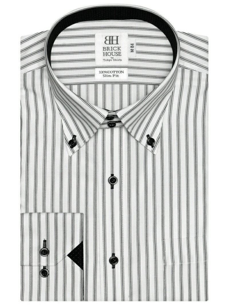 トップス, カジュアルシャツ SALE50OFFBRICK HOUSE by Tokyo Shirts (M)