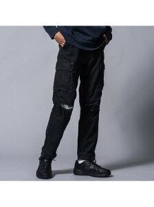 【SALE/64%OFF】Levi's カーゴパンツ UNRULY BLACK DX CC リーバイス パンツ/ジーンズ フルレングス
