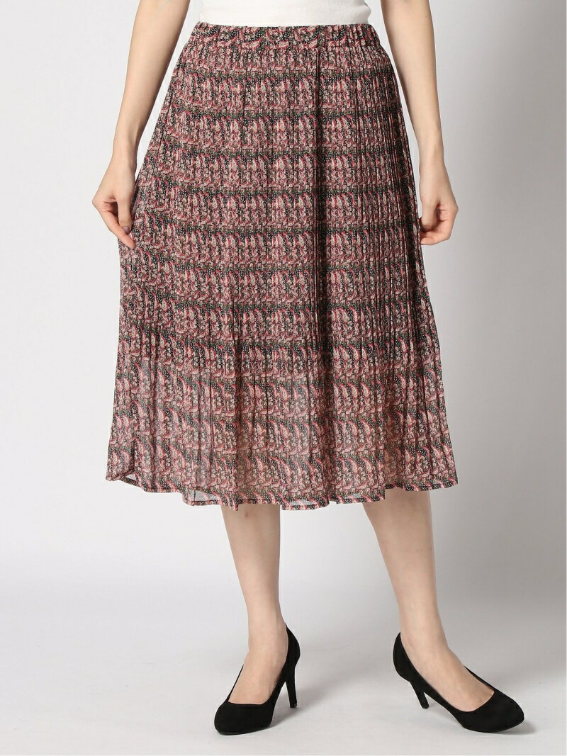 ボトムス, スカート SALE76OFFBANANA REPUBLIC FACTORY STORE (W)FAST PR RELEASE PLEAT MIDI ORCA