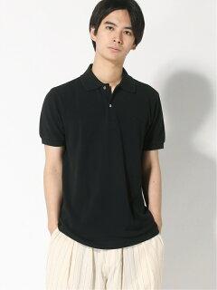 Garment Dyed Pique Polo Shirt 20071610027610: Black