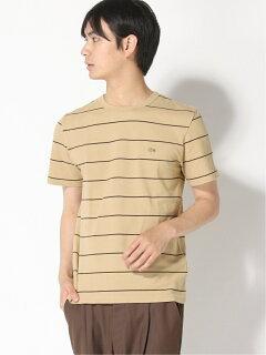 Garment Dyed Pique T-Shirt 20071610027710: Beige