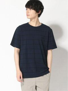 Garment Dyed Pique T-Shirt 20071610027710: Navy