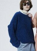 【SALE/50%OFF】beautiful people mohair pile pullover ビューティフル ピープル ニット【RBA_S】【RBA_E】【送料無料】