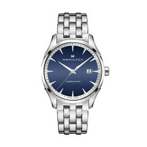 HAMILTON(W)爵士大师根特·汉密尔顿时尚商品手表蓝色[免费送货]