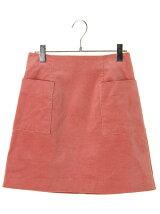 モールスキン台形スカート