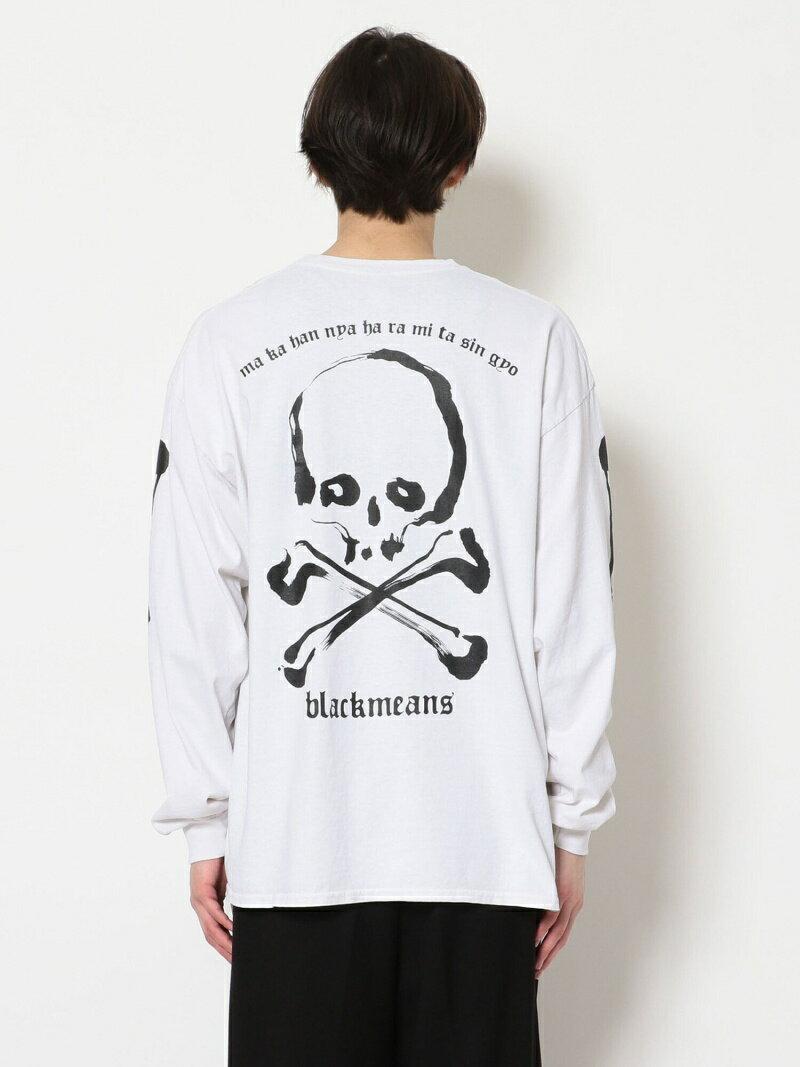 トップス, Tシャツ・カットソー SALE30OFFLHP BlackmeansLS TEET T