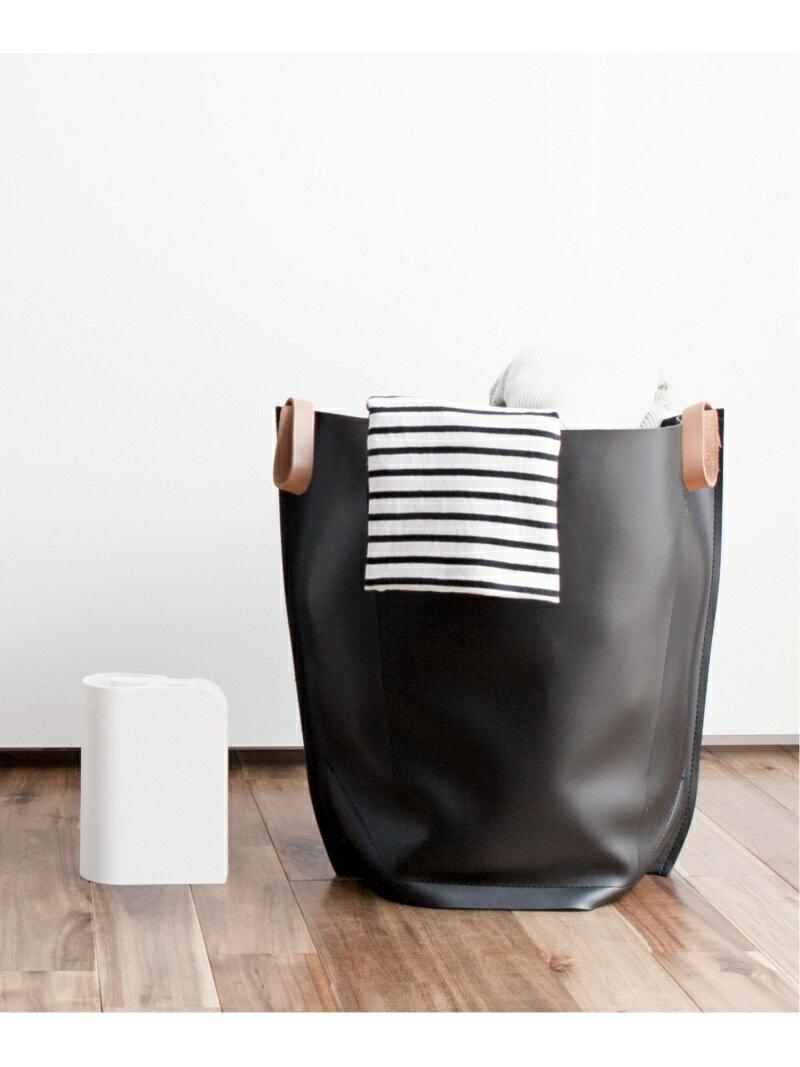 sarasa design (U)b2c ランドリーバッグ レギュラーサイズ サラサデザインストア 生活雑貨 生活雑貨その他 ブラック ホワイト