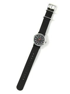 TIMEX 【国内正規品】crampオリジナル懐中時計 ブラック ウィークエンダー タイメックス ファッショングッズ【RBA_S】【送料無料】