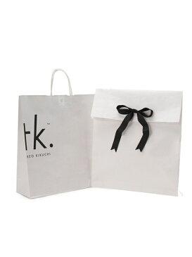 tk.TAKEO KIKUCHI 【WEB限定】ギフトセットM ティーケータケオキクチ ファッショングッズ ファッショングッズその他 ホワイト