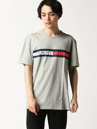 【SALE/30%OFF】TOMMY HILFIGER TOMMY HILFIGER(トミーヒルフィガー) ロゴ Tシャツ/SPORTINO SS TEE ロゴ Tee カットソー 半袖 Tシャツ メンズ トミーヒルフィガー カットソー【RBA_S】【RBA_E】
