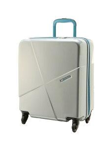 HIDEO WAKAMATSU スーツケース マックスキャビン 46cm 85-7528
