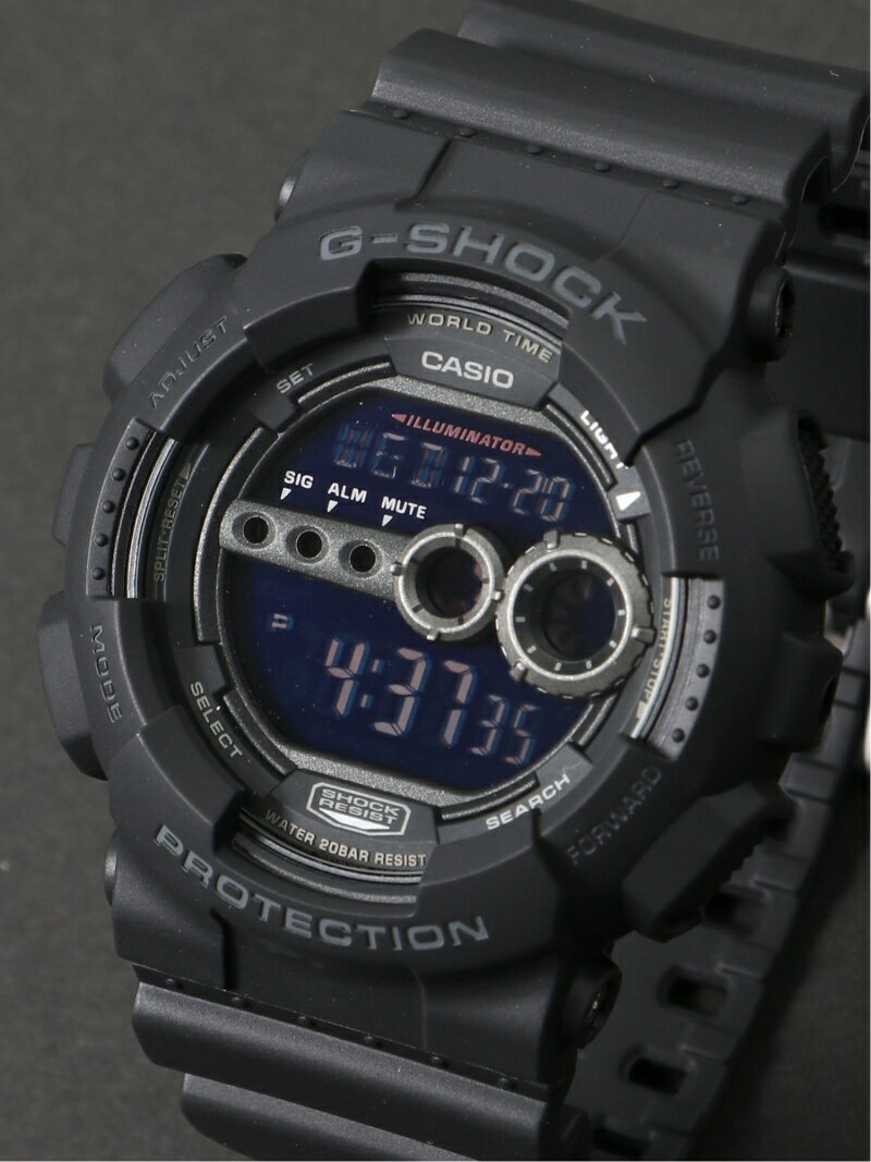 G-SHOCK/BABY-G/PRO TREK G-SHOCK/(M)GD-100-1BJF/GD-100 Series カシオ ファッショングッズ