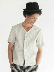HUMIS メンズ シャツ・ブラウス ヒューミス 【140506coupon500】HUMIS *ベースボールシャツ
