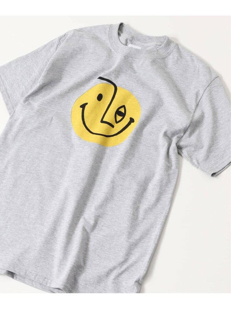 トップス, Tシャツ・カットソー SALE40OFFJOINT WORKS Sasquatchfabrix. PICASSO SMILE PRINT T T RBAE