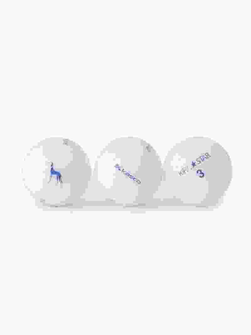 adabat ◆カラーゴルフボール3セット アダバット スポーツ/水着 スポーツグッズ ホワイト グリーン イエロー レッド オレンジ ピンク ブルー