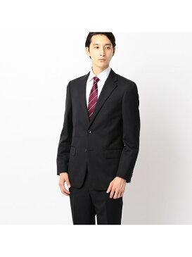 COMME CA ISM ギャバ2釦スーツ(総裏)AW コムサイズム ビジネス/フォーマル【送料無料】