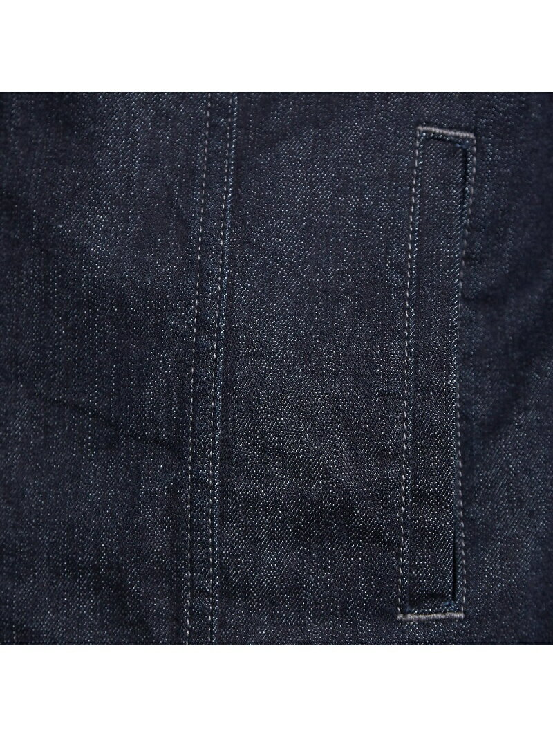 ストレッチデニムジャケット ゴーサンゴーイチプールオム コート/ジャケット