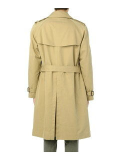 Olmetex Trench Coat 086-95304: Beige